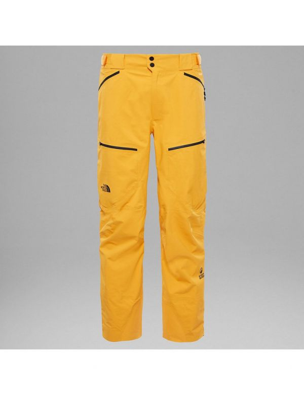 THE NORTH FACE PURIST SKI-BROEK ZINK ORANGE