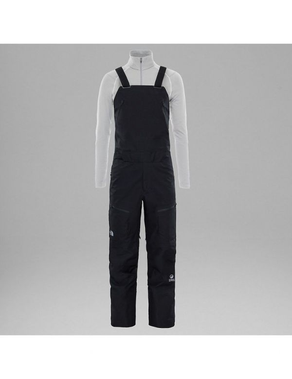 THE NORTH FACE M FUSE BRIGANDINE BIB SALOPETTE BLACK