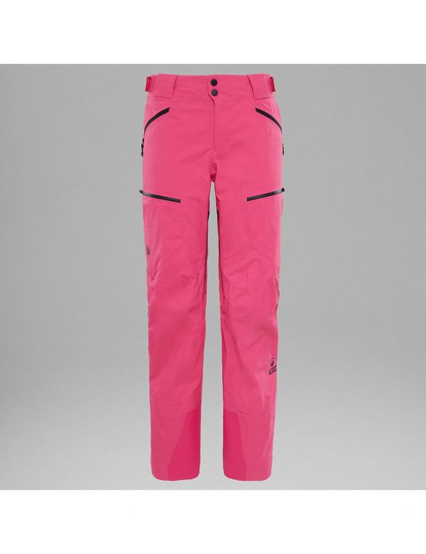 THE NORTH FACE W PURIST SKI-BROEK PINK