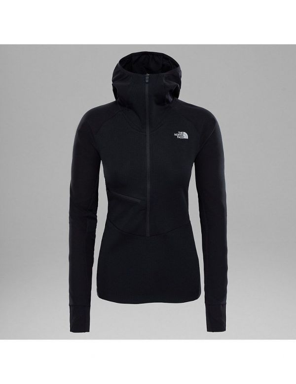 THE NORTH FACE W REPIRATOR JACKET BLACK