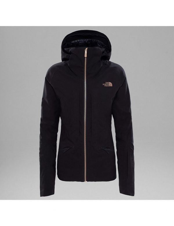 THE NORTH FACE W ANONYM JACKET BLACK