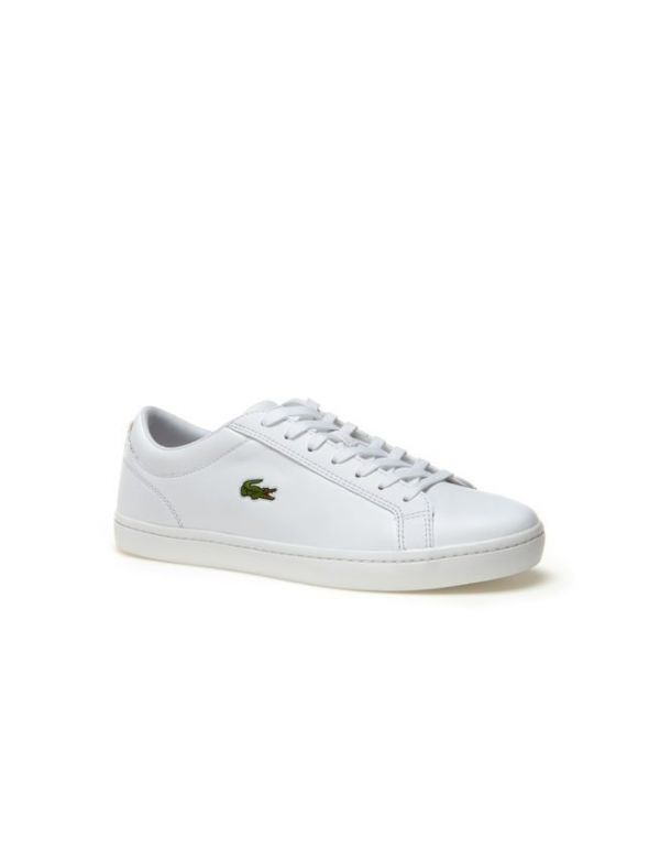 LACOSTE STRAIGHTSET BL CAM WHITE