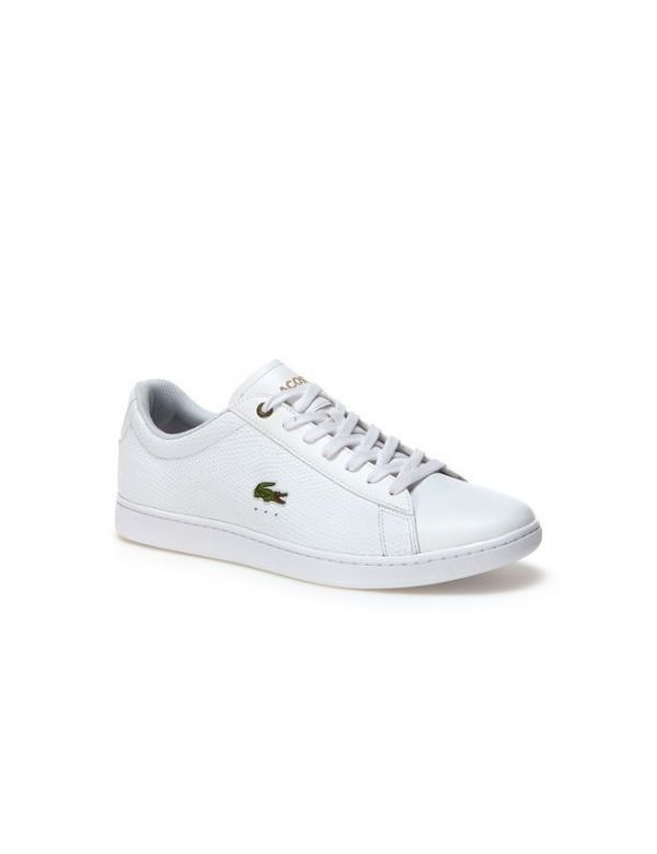 LACOSTE CARNABY EVO 118 WHITE