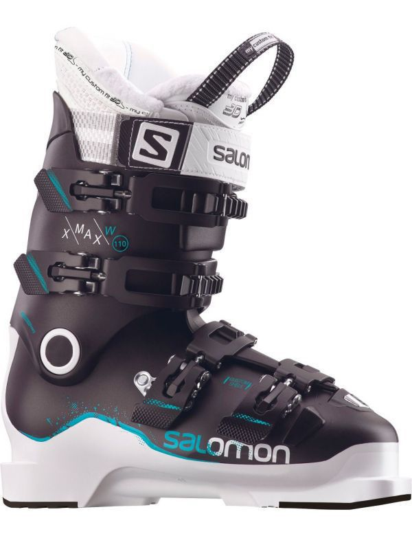 SALOMON X MAX 110 W BLACK BLUE