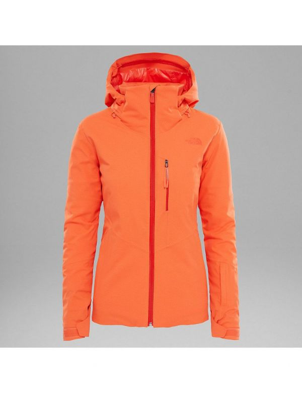 THE NORTH FACE W LENADO JACKET NASTURTIUM ORANGE
