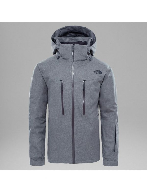 THE NORTH FACE M CHAKAL JACKET MEDIUM GREY