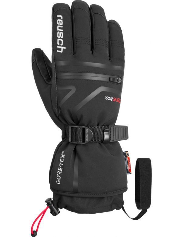 REUSCH DOWN SPIRIT GTX® black/white