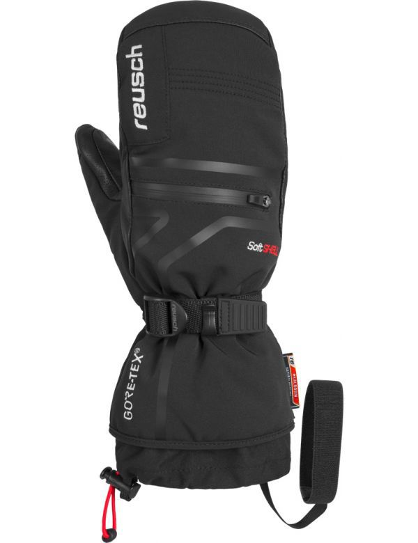 REUSCH DOWN SPIRIT GTX® MITTEN black / white