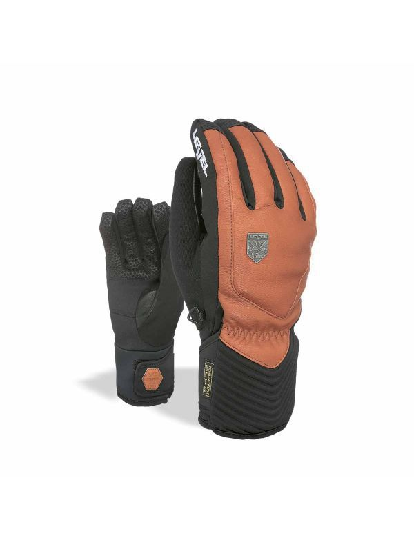 LEVEL RENEGADE GLOVE Brown