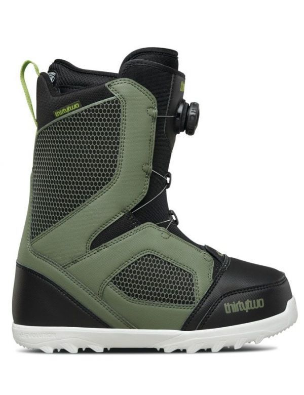 THIRTYTWO STW BOA OLIVE-BLACK 17/18