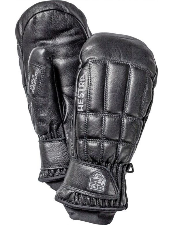 HESTRA HENRIK LEATHER PRO MODEL BLACK