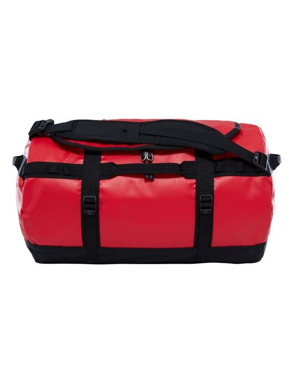 THE NORTH FACE BASE CAMP DUFFEL S red black