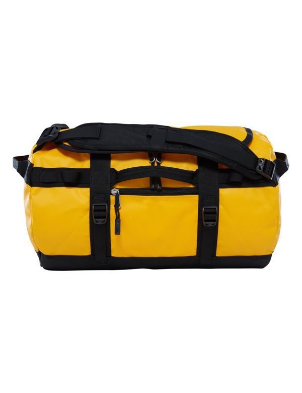 THE NORTH FACE BASE CAMP DUFFEL XS yellow