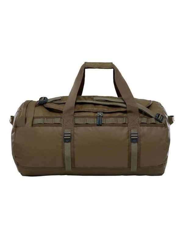 THE NORTH FACE BASE CAMP DUFFEL M beech green/burnt Olive green