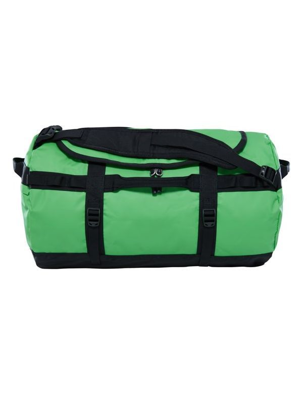 THE NORTH FACE BASE CAMP DUFFEL S classic green tnf black