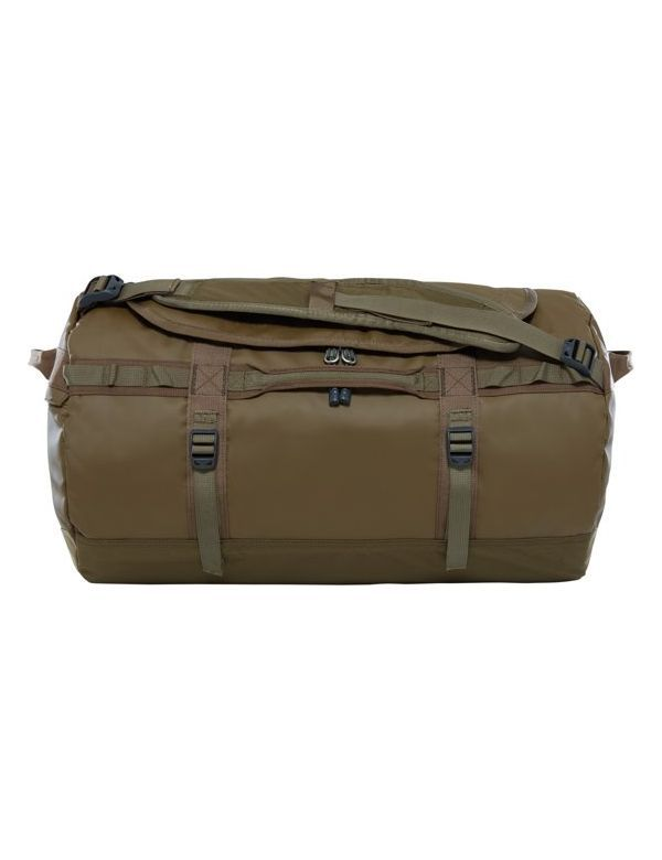 THE NORTH FACE BASE CAMP DUFFEL S beech green burnt olive green