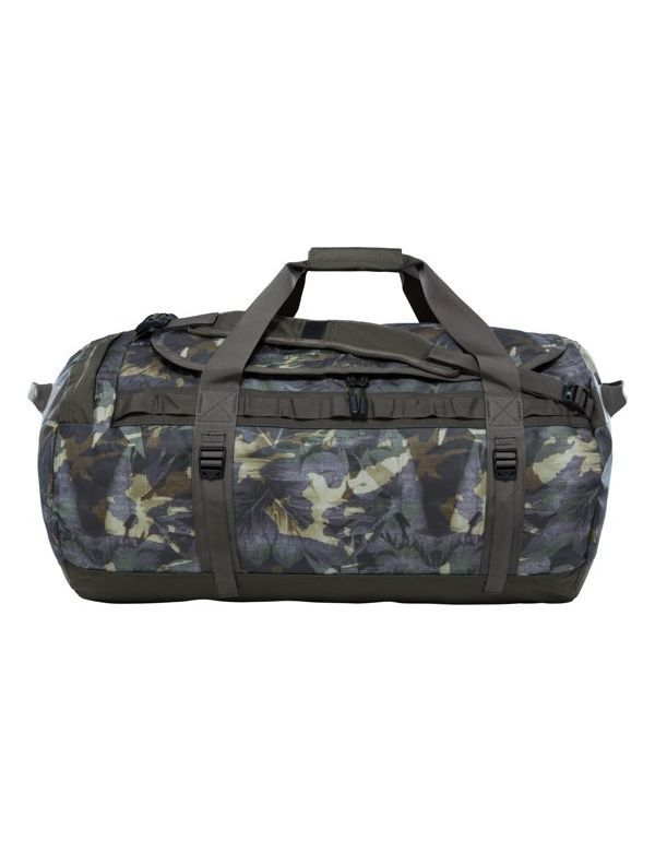 THE NORTH FACE BASE CAMP DUFFEL S English green/new taupe green