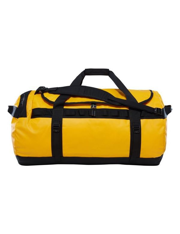 THE NORTH FACE BASE CAMP DUFFEL L summit gold tnf black