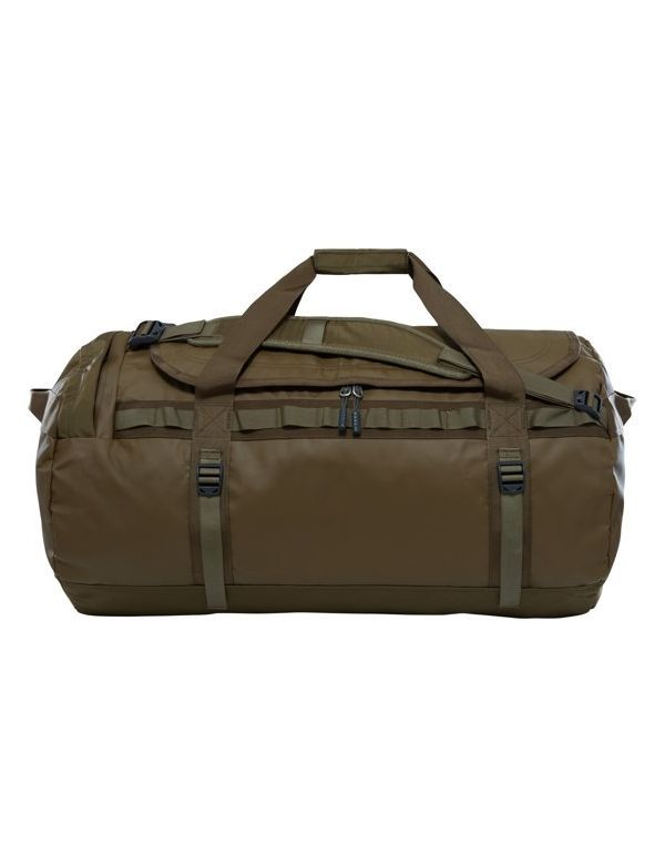 THE NORTH FACE BASE CAMP DUFFEL L Beech green burnt olive green