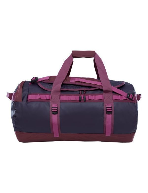 THE NORT FACE BASE CAMP DUFFEL M galaxy purple crushed violets