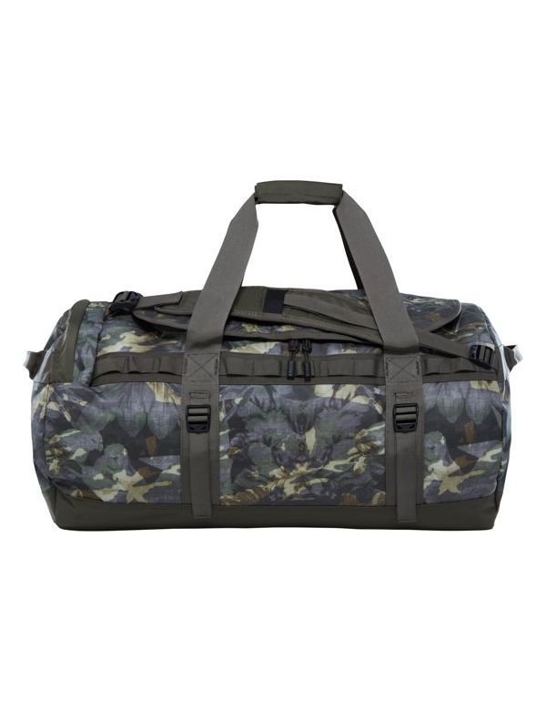 THE NORTH FACE BASE CAMP DUFFEL L english green/ new taupe green