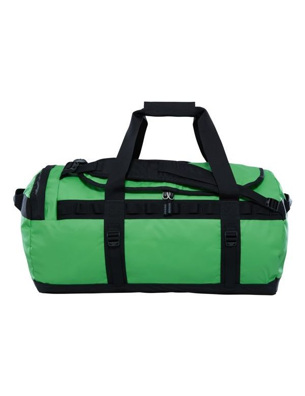 THE NORTH FACE BASE CAMP DUFFEL M classic green tnf black