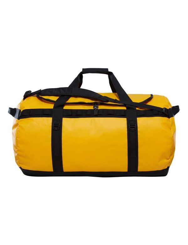 THE NORTH FACE BASE CAMP DUFFEL XL summit gold tnf black