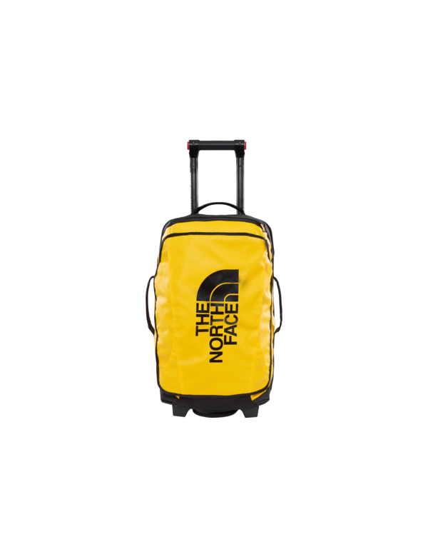 "THE NORTH FACE ROLLING THUNDER 22"" LUGGAGE Yellow"