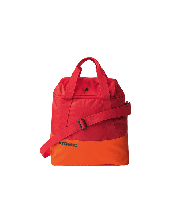 ATOMIC BOOT BAG red