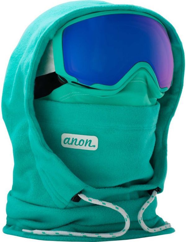 ANON MFI XL HOODED CLAVA empress teal