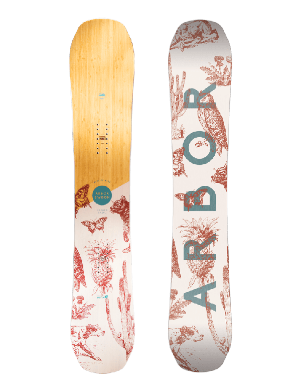 ARBOR SWOON ROCKER 2017 - 2018