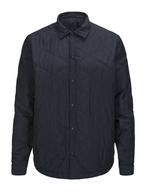 PEAKPERFORMANCE MEN'S LES ARCH LINER JACKET SALUTE BLUE