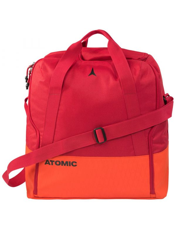 ATOMIC BOOT & HELMET BAG BRIGHT RED