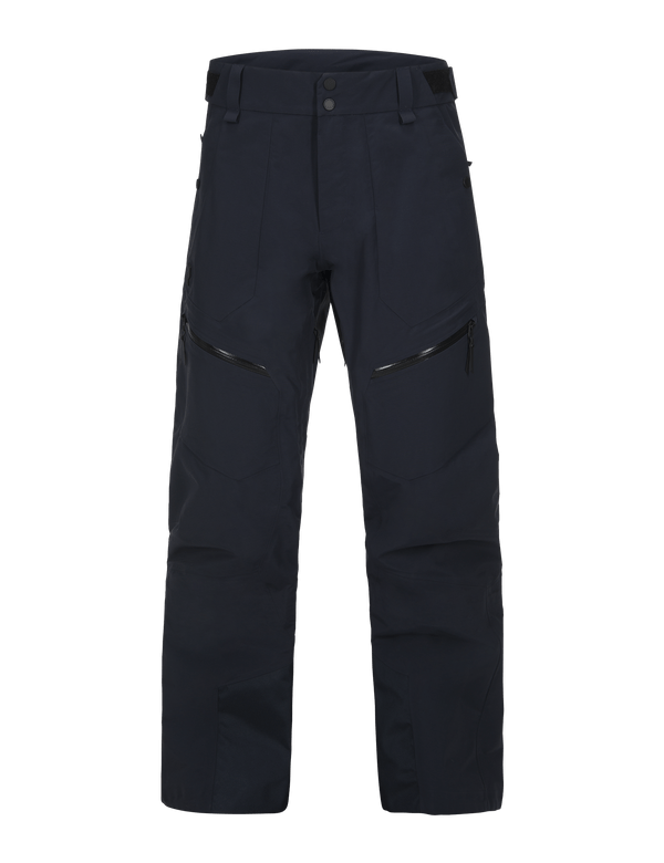 PEAKPERFORMANCE MEN'S BEC SKI PANTS SALUTE BLUE