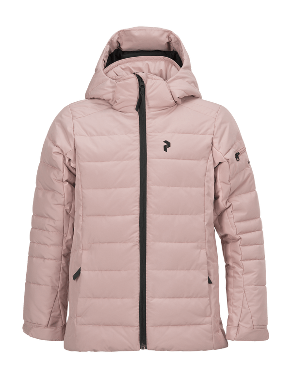 PEAKPERFORMANCE KIDS BLACKBURN SKI JACKET DUSTY ROSES