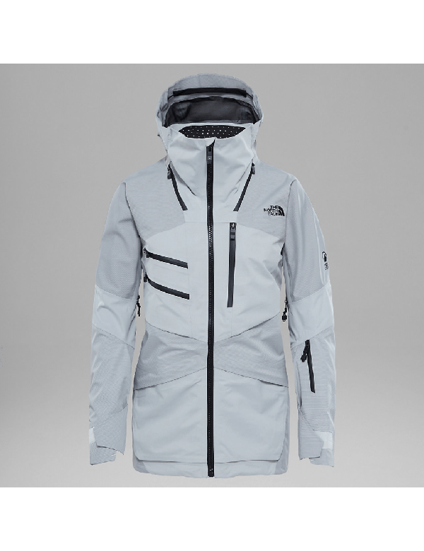 THE NORTH FACE W FUSE BRIGANDINE JAS VAPOROUS GREY