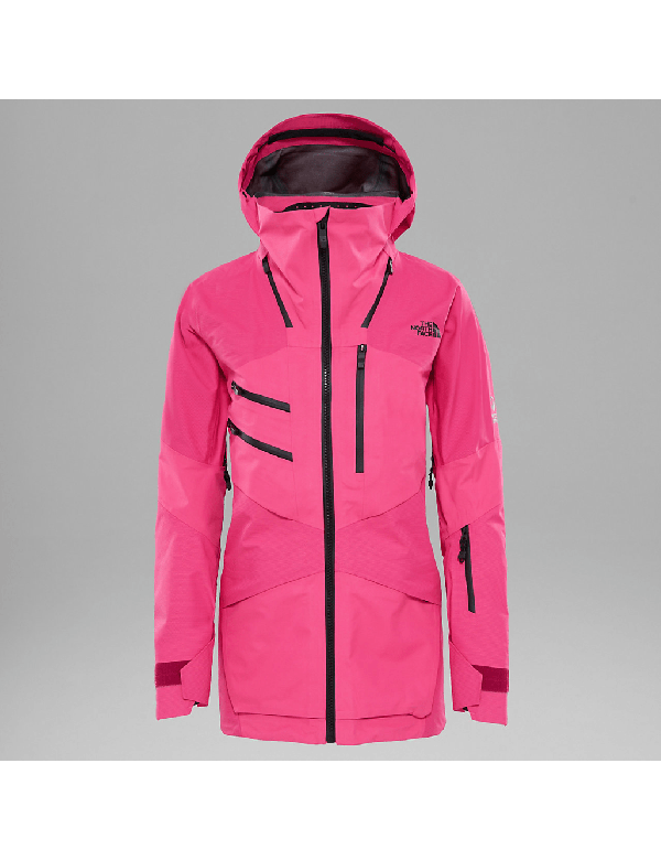 THE NORTH FACE W FUSE BRIGANDINE JAS PINK FUSE