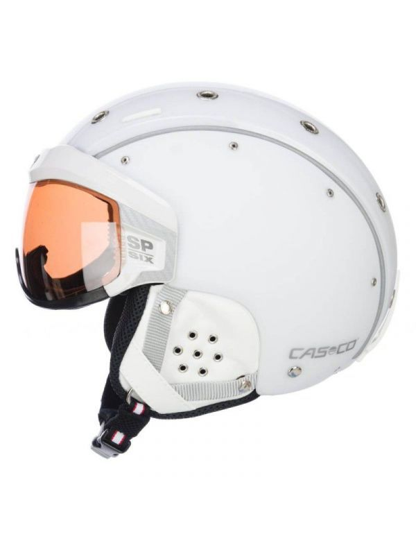 CASCO SP-6 VIZIERHELM WHITE