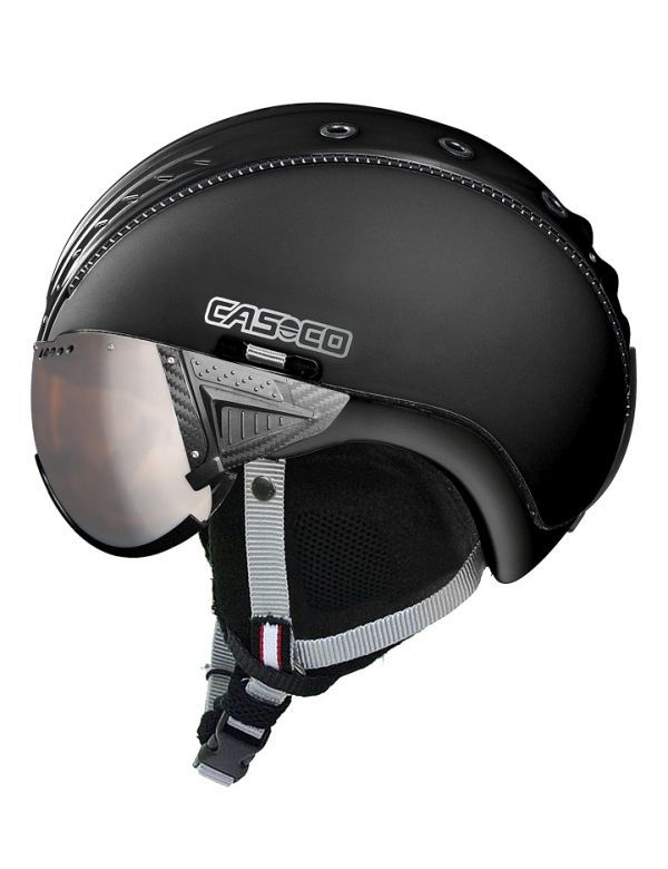 CASCO SP-2 SNOWBALL VIZIERHELM BLACK