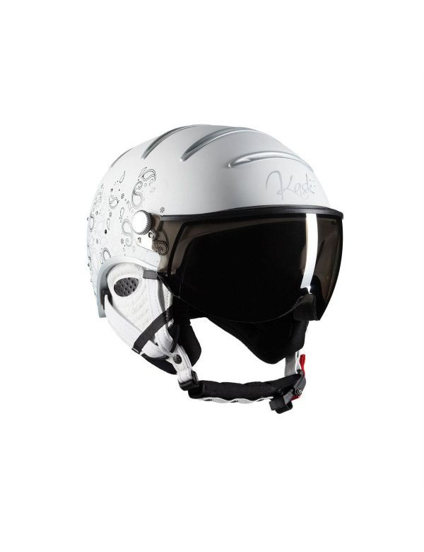 KASK ELITE LADY CACHEMIRE WHITE