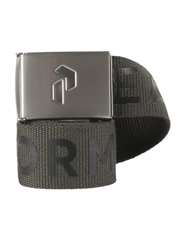 PEAKPERFORMANCE RIDER BELT OLIVE EXTREME