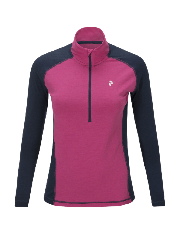 PEAKPERFORMANCE WOMEN'S MULTI ZIPPED BASE-LAYER