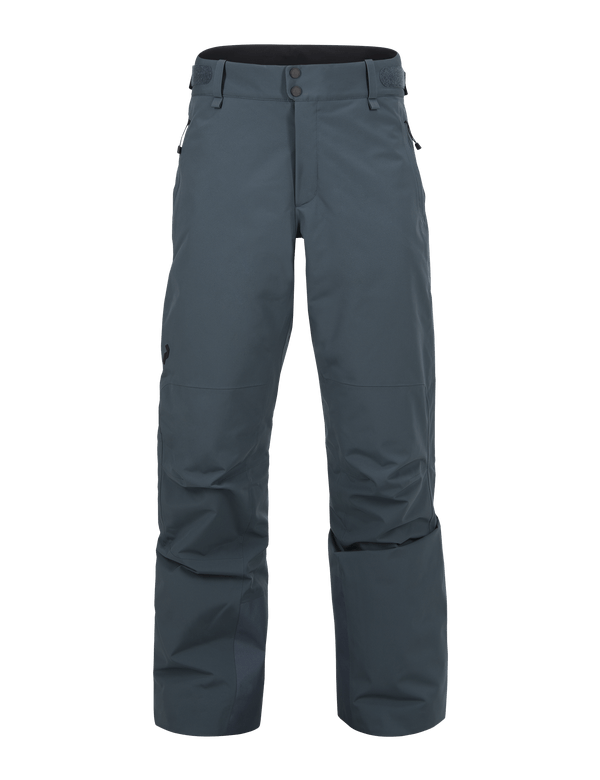 PEAKPERFORMANCE MEN'S MAROON II SKI PANTS BLUE STEEL