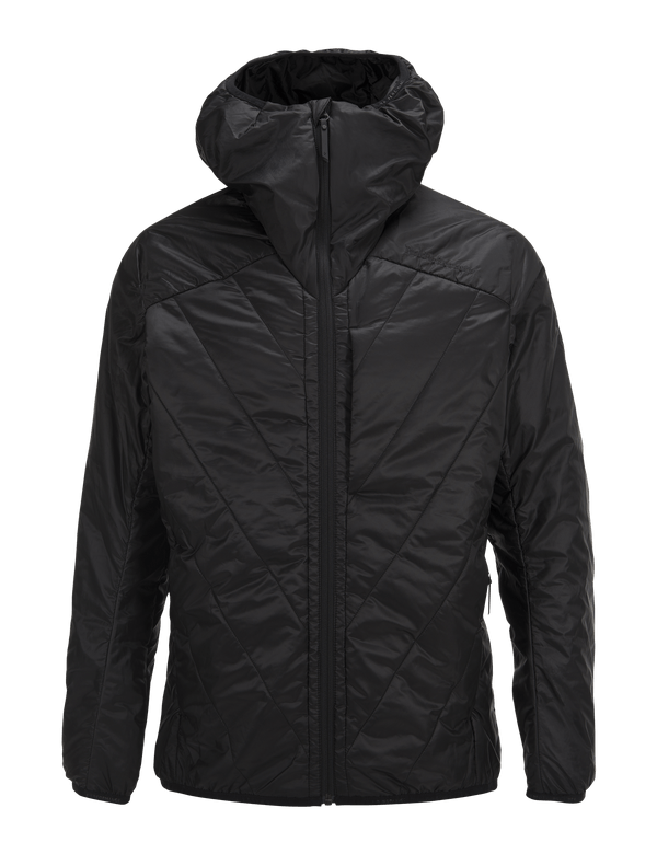 PEAKPERFORMANCE MEN'S HELO LINER JACKET BLACK