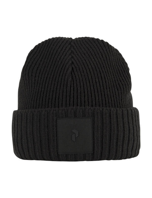PEAKPERFORMANCE VOLCAN HAT BLACK