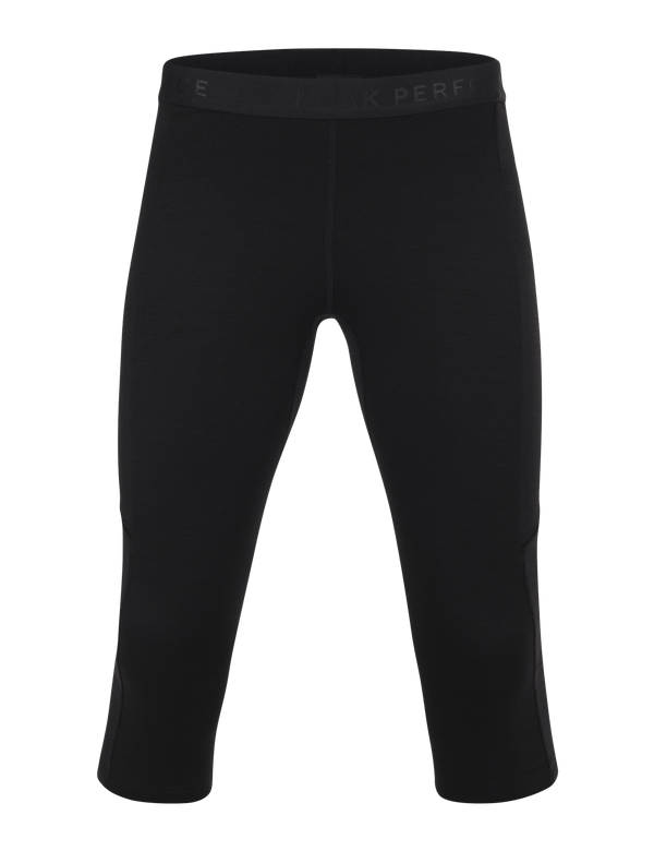 PEAKPERFORMANCE WOMEN'S HELO MID TIGHTS BLACK