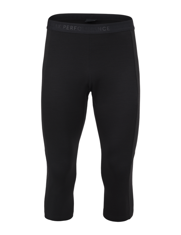 PEAKPERFORMANCE MEN'S HELO MID TIGHTS BLACK