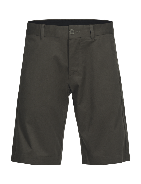 PEAKPERFORMANCE MEN'S NASH SHORTS Terrain green