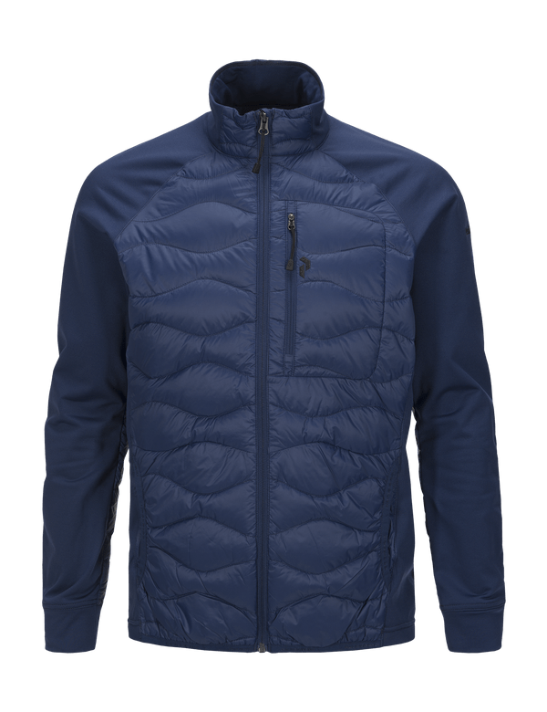 PEAKPERFORMANCE MEN'S HELIUM HYBRID thermal blue