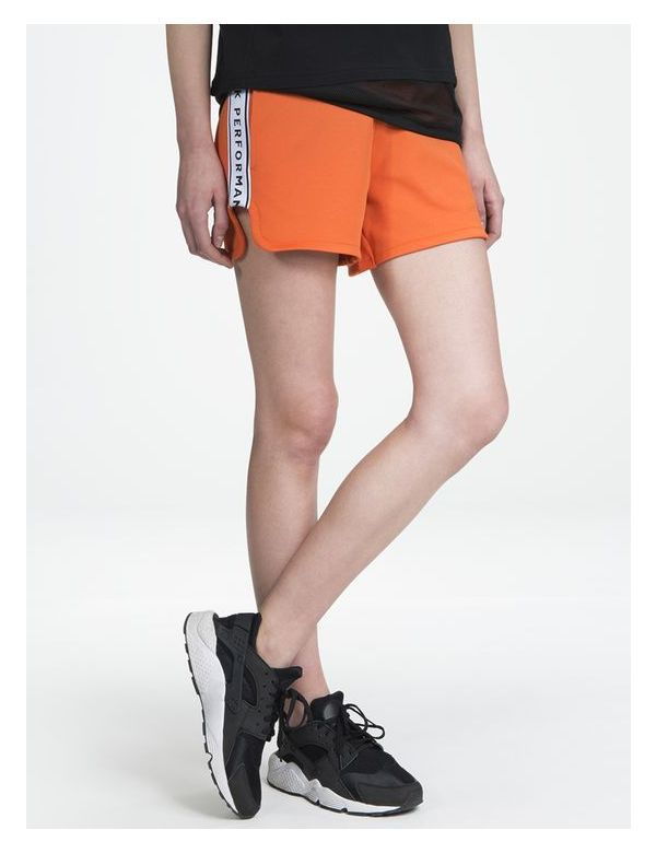 PEAKPERFORMANCE W TECH CLUB SHORT orange flow